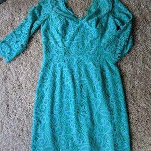Beautiful Lilly Pulitzer Meryl dress